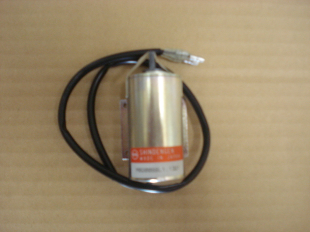 デンヨーGAW150ES用スローダウンソレノイド - 溶接用品プロショップ SANTEC / サンテック