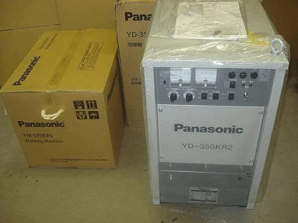 画像1: Panasonic サイリスタ制御CO2/MAG自動溶接機 200A (1)