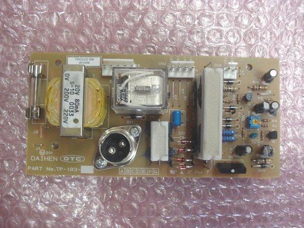 画像1: ダイデンK-301用電撃防止器用プリント基板 (1)