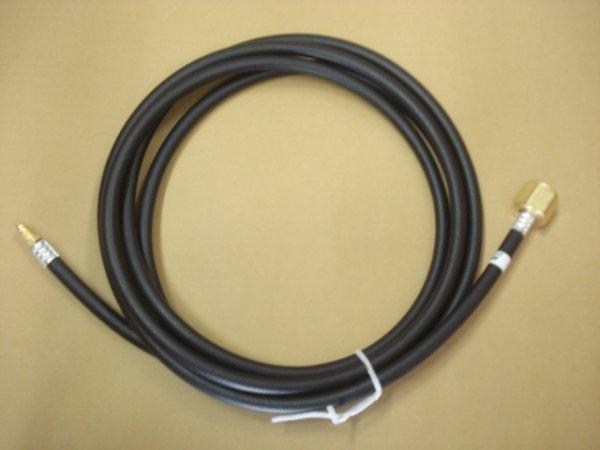 画像1: ウェルドクラフトWP-18用冷却ケーブル(水冷パワーケーブル) (1)