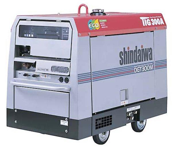 画像1: 【即納】ディーゼルエンジンTIG溶接機 (1)