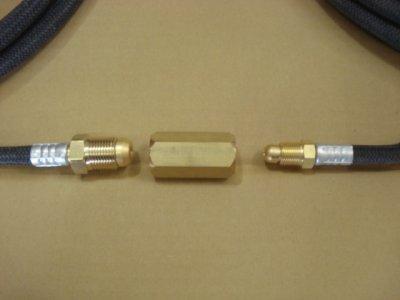 画像1: エクセル 200〜150Aパワーケーブル延長変換用ソケットアダプター