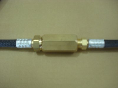 画像2: エクセル 200〜150Aパワーケーブル延長変換用ソケットアダプター
