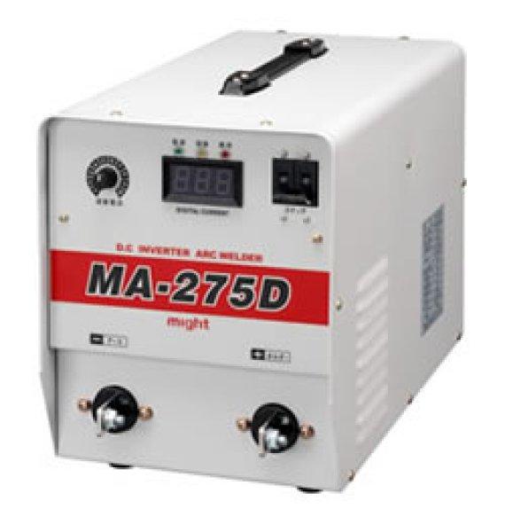 画像1: マイト工業・直流アーク溶接機270A (1)