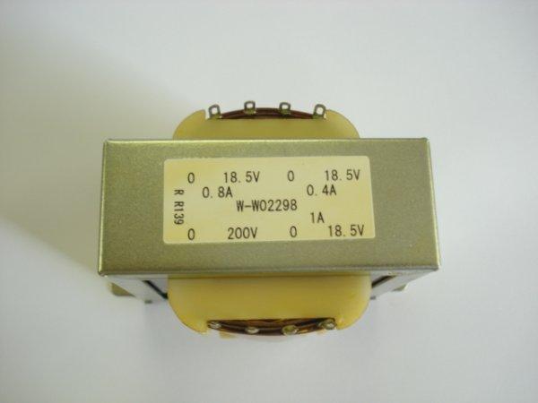 画像1: ダイヘン純正補助トランスW-W02298 (1)