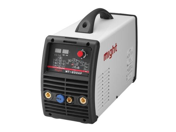 画像1: マイト工業 100V/200V 兼用 交流/直流TIG溶接機 MT-200AF +別売り一式 (1)
