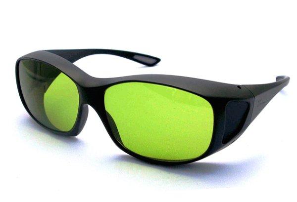 画像1: レーザー用保護眼鏡  (1)