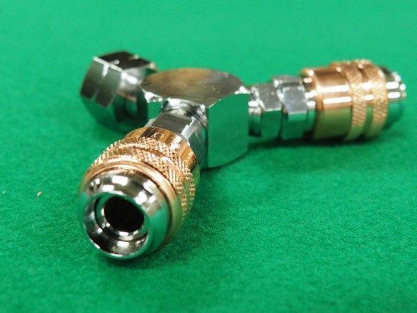 画像1: 調整器用サンロック 分岐ソケット (1)