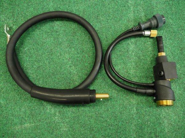 画像1: Panasonic CO2/MAG溶接用トーチ用アダプタ (1)