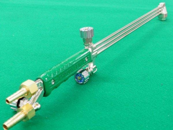 画像1: 千代田精機 中圧切断器 本体のみ ストロング-8 標準長さ46.5cm (1)