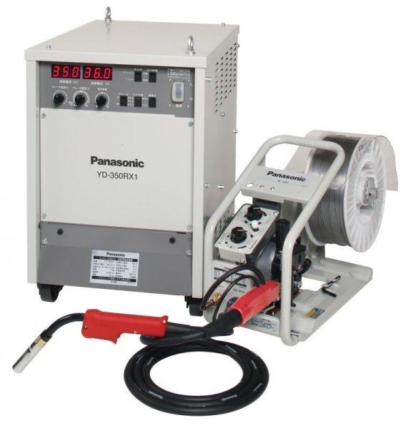 画像1: Panasonic CO2/MAG溶接機 インバータ RX1シリーズ (1)