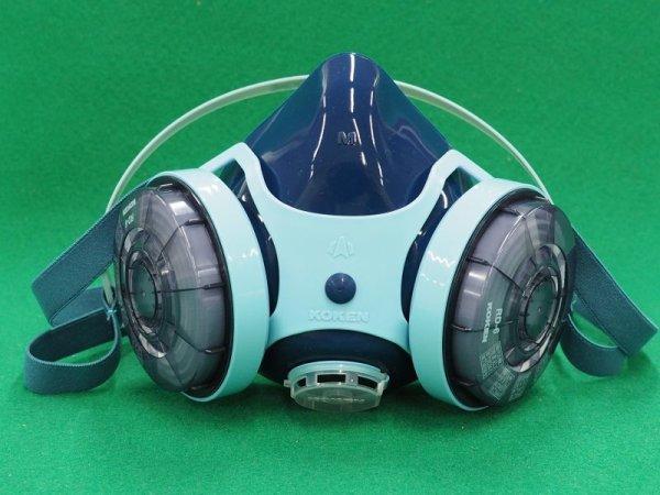 画像1: 取替え式防じんマスク サカヰ式  7121R-03 (1)