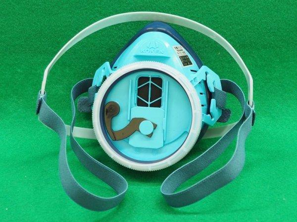 画像1: 直結式小型防毒マスク サカヰ式  R-5-08型 (1)