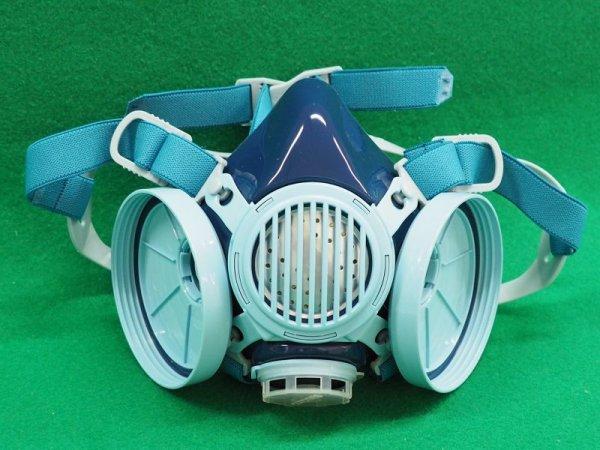 画像1: 直結式小型防毒マスク サカヰ式  7191DKG-02型 (1)
