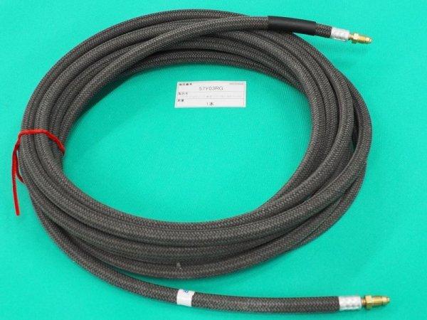 画像1: ウェルドクラフト空冷用ソフトパワーケーブル150A-7.6m (1)