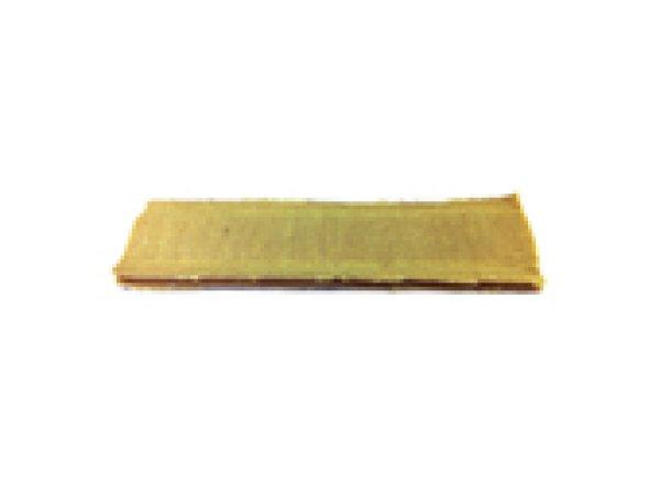 画像1: 特製筒型モップ2枚ヒレヒレ付 30枚入り(ステンレス焼け取り用) (1)