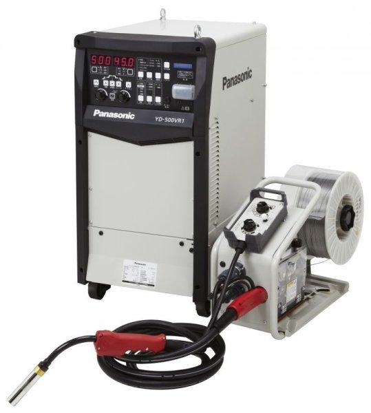 画像1: Panasonic フルデジタルCO2/MAG自動溶接機 500A (標準セット) (1)