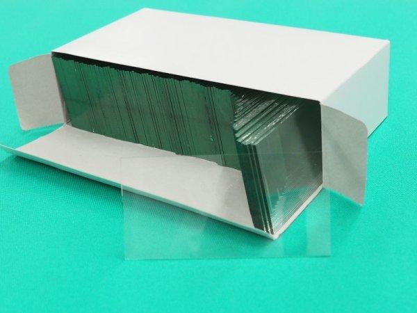 画像1: 溶接面用 透明ガラス(白ガラス・素ガラス) 100枚セット (1)