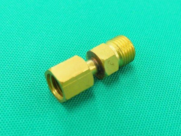 画像1: エクセル 日立用水冷パワーケーブル用異径アダプター (1)