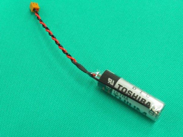 画像1: Panasonic 純正ロボット用リチウム電池 (1)