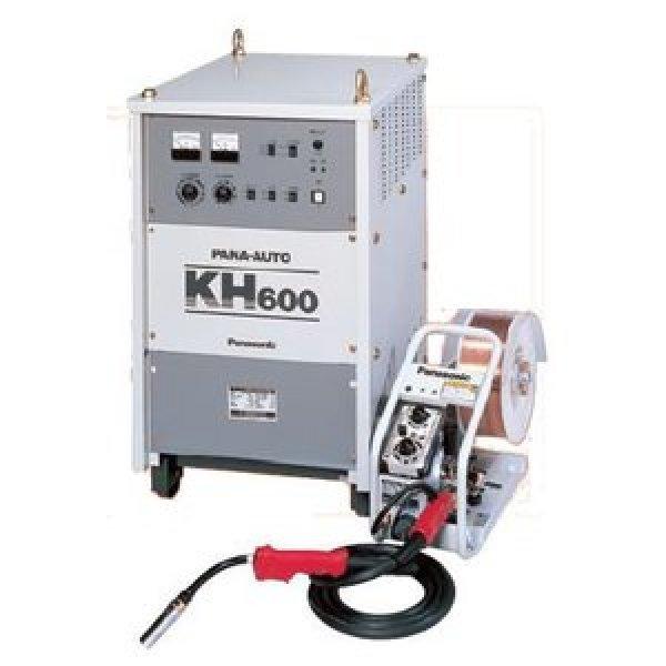 画像1: Panasonic リモコンケーブルレス サイリスタ制御 CO2/MAG溶接/直流手溶接/直流ガウジング溶接機 (1)