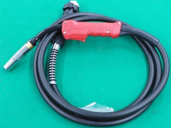 画像1: Panasonic MAG/MIG溶接用トーチ 350GE 空冷アルミ用 (1)