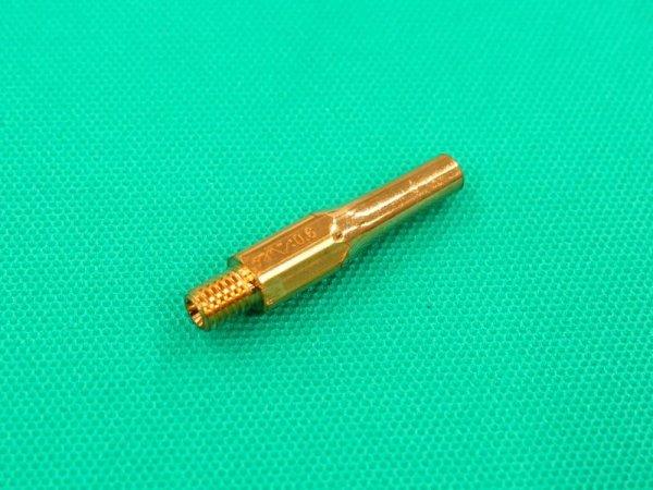 画像1: ダイヘン純正部品WTG-43用チップ0.6mmx40L (1)