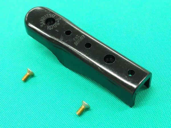 画像1: 溶接棒ホルダー部品 S300下部絶縁カバー  (1)