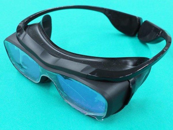 画像1: 自動遮光液晶溶接メガネ MR-01 (1)