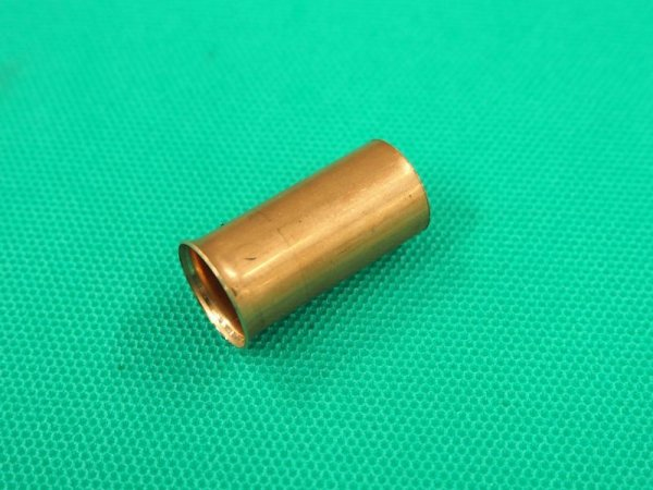 画像1: NK形ケーブルジョイント電線接続用銅管 (1)