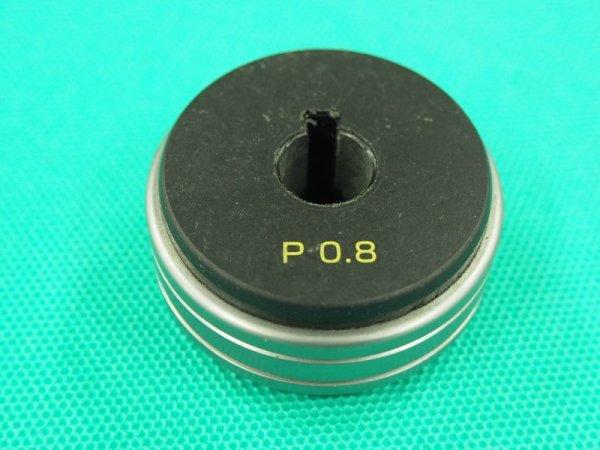画像1: Panasonic CO2/MAG溶接機用フィードローラー (1)