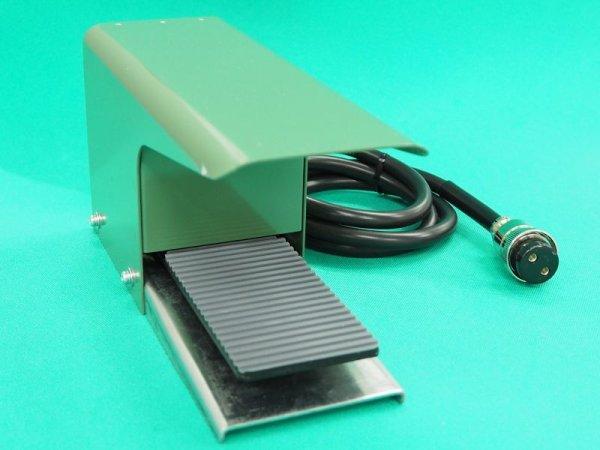 画像1: Panasonic純正 スポット溶接機用足踏みスイッチ組 (1)
