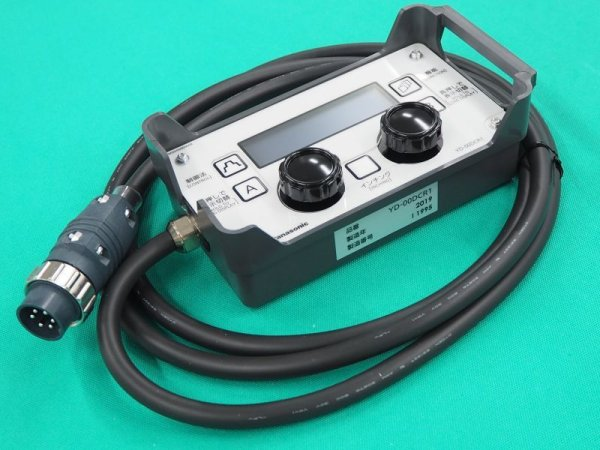 画像1: Panasonic フルデジタル半自動溶接機用 デジタルリモコン (1)