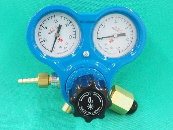 画像1: 酸素調整器 逆火防止内蔵 関東式 SG-3K  (1)