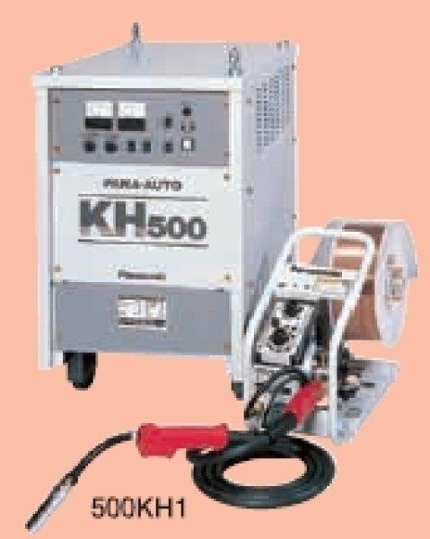 画像1: Panasonic リモコンケーブルレス サイリスタ制御 CO2/MAG溶接/直流手溶接/直流ガウジング溶接機】 (1)