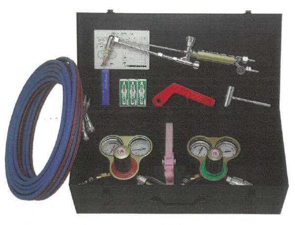 画像1: 現場作業用ガス切断器具セット(関西式) (1)
