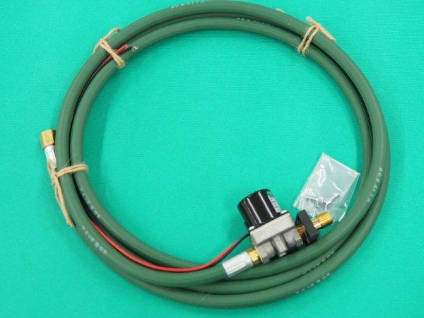 画像1: ダイヘン送給装置ガスホースアッセンブリ 3m (1)