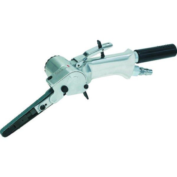 画像1: 空気式ベルトサンダー ベルトン10型  研磨ベルト幅10mm (1)