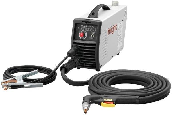 画像1: マイト工業 エアープラズマ切断機 コンプレッサー外付け専用 単相200V/100V (1)