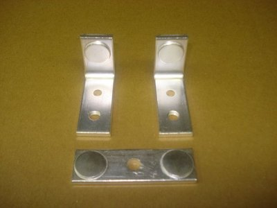 画像1: ダイデン純正300A溶接機用固定接点