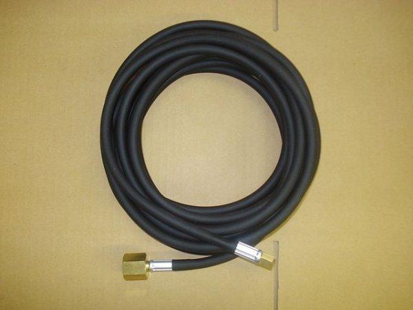 画像1: 【ウェルドクラフト製】ダイヘンAW-18用冷却ケーブル(水冷パワーケーブル) (1)