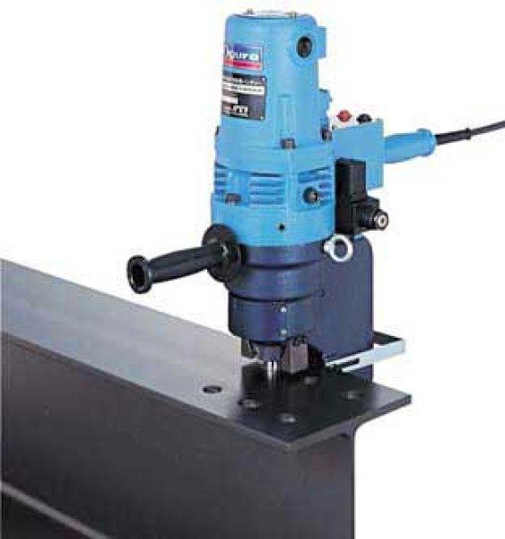 画像1: 【受注生産】オグラ電動油圧パンチャー (1)