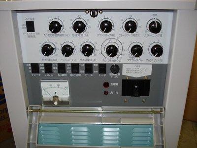 画像1: ダイヘン・インバーター交直兼用TIG溶接機