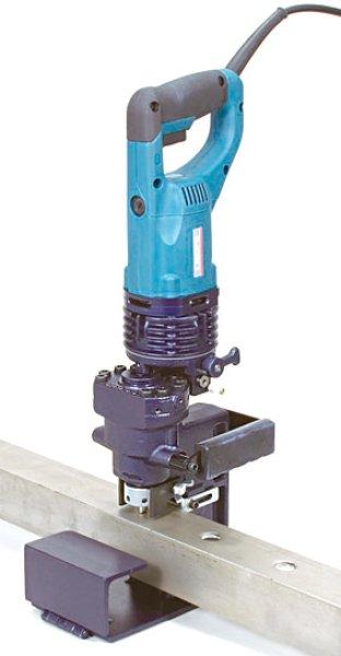 画像1: オグラ電動油圧パンチャー (1)